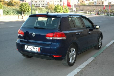 volkswagen golf vi tdi occasion meknes 128000km annonce n 211362. Black Bedroom Furniture Sets. Home Design Ideas