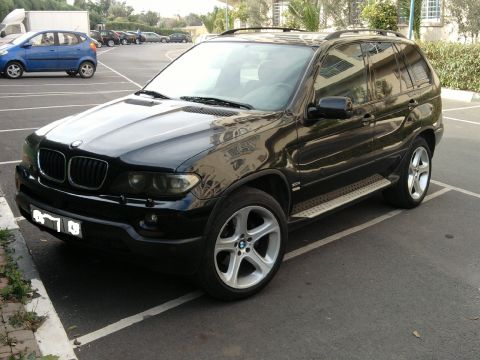 bmw x5 3 0d occasion casablanca 232043km annonce n 211635. Black Bedroom Furniture Sets. Home Design Ideas