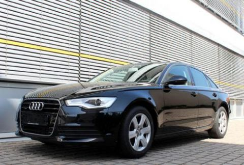 audi a6 occasion de 2012 allemagne 26700km. Black Bedroom Furniture Sets. Home Design Ideas